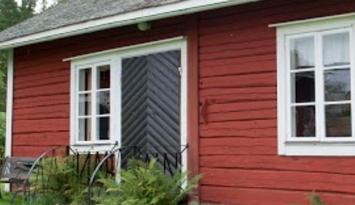 Brygghuset, del av Bergsmansgården Spiktorp