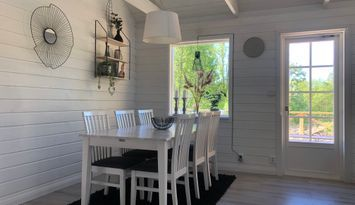 Modern house on the countryside in lovely Bohuslän