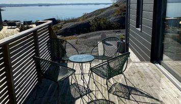 Gothenburg Knarrholmen House incl Sea view and SPA