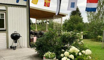 villa på natursköna skärgårdsön Resarö, Vaxholm