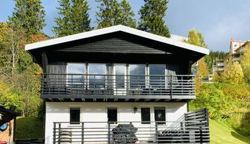 Modern villa 12 persons,just a walk to Åre Village