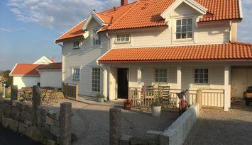 New England Hus på Malmön.
