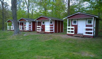 C01/C04 - Kleine Campinghütte (4 Hütte)