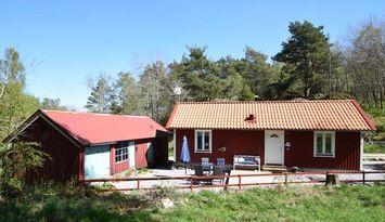 Frisch renovierte Hütte, nur 300 m vom Meer