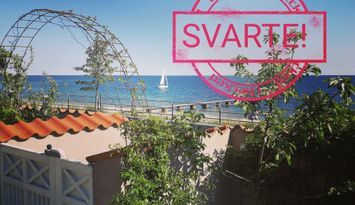 Stay by the beach outside Ystad