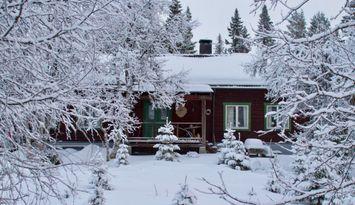 Cosy cabin in Grövelsjön