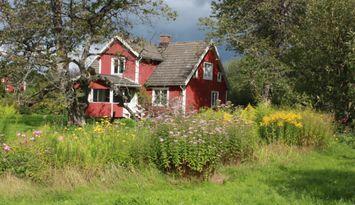 Hus med bastu och egen båt i sydöstra Småland