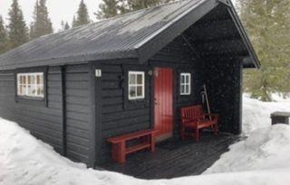 Mysig liten stuga i Sälen - hemfjällstangen