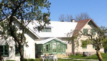 Spacious farmhouse in beautiful setting, Gotland