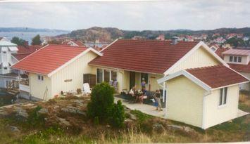 Två hus tex generationsboende i Fiskebäckskil