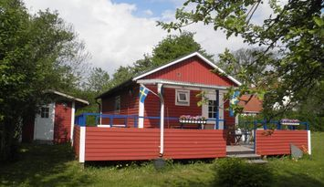 The little cottage with an annexe. Gotland