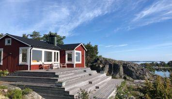 Hyr vackert Sommarhus i Långvik på Möja