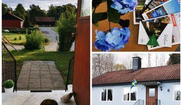 Sommaridyll Västervik sjönära