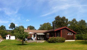 Underbart sommarhus vid havet i Steninge, Halmstad
