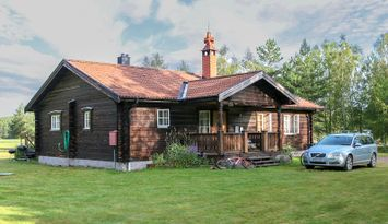 Exclusive Cottage by Lake Siljan in Sollerön