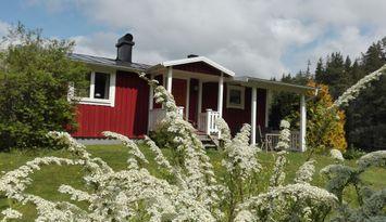 Ferienhaus auf eigener Landzunge