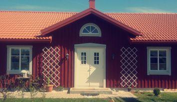 Herzlich Willkommen am See Bolmen in Småland!