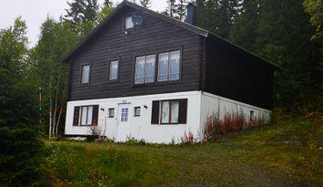 Stuga i Stora Blåsjön