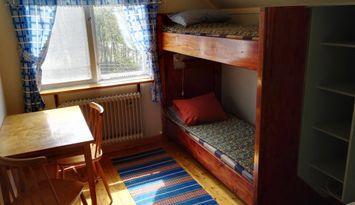 Hyra sovrum i Grövelsjöfjällen i norra Dalarna