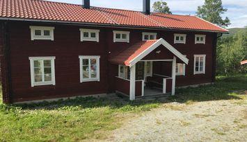 Cosy Mountain cottage in Tänndalen