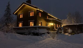 Fantastisk Villa Karl XI Storhogna