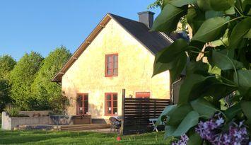 Exklusivt boende i Hörsne Prästgård