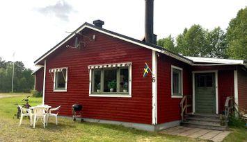 Trivsamt hus med 4 bäddar i Grövelsjöfjällen