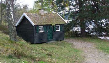 F09/Jonta - Kleines Ferienhaus am See