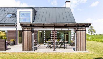 Fantastisk modern villa med 5 rum