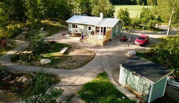 Ny renoverad stuga med fin utsikt