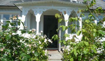 Vackert hus i Mölle; uthyres