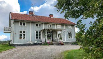 Großes Landhaus, Gryts Schärengarten, Valdemarsvik