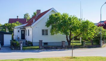 Centrally located house in Visby