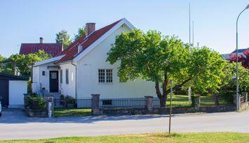 Fin och central villa i Visby