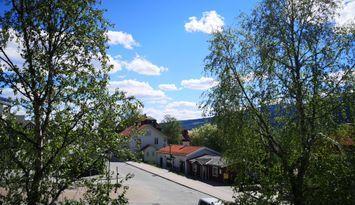 Modern apartment- Åres best located apartment