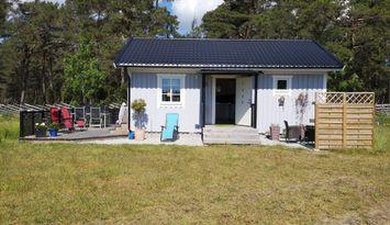Huset vid Dämbaskogen, Fårö