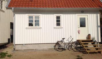 Grundsund in a central location, 4 + 1 beds