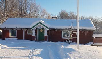 Stuga i Tänndalen