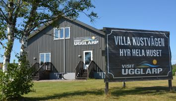 Villa Kustvägen - Ett stort härligt semesterhus!