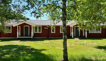 Stuga 5 i vildmarksstugby- Hamra, Orsa Finnmark