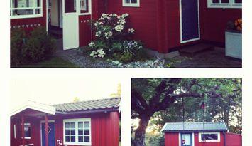 Sommerhus nære sjøen i Grönemad/Grebbestad