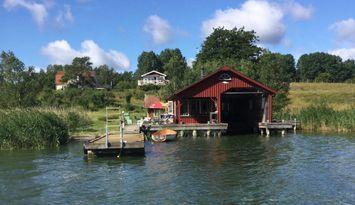 Gårdshuset Lisö, Sorunda