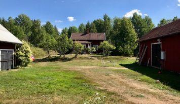 Lugnt och fridfullt boende i Tiveden