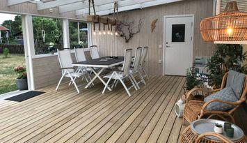 Hus med 8 bäddar 3.5 km från Visby