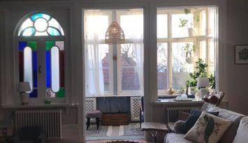Sekelskifteslägenhet Visby Innerstad