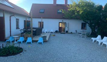 Gotlands estate 8 beds near beach