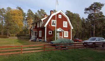 Fint gammalt hus  240 m2