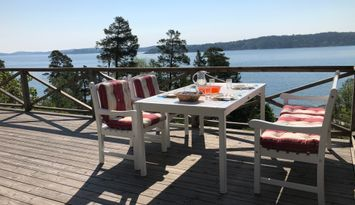 Accommodation with 4 + 2 beds in Stockholm, archip