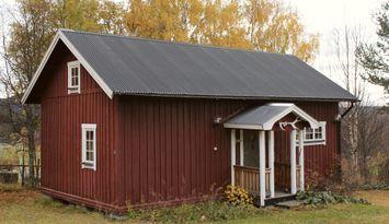 Stuga i Funäsfjällen, Tännäs