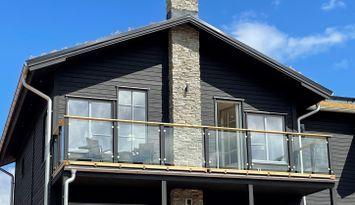 Nybyggd lägenhet i Stöten ski-in/out inkl städ